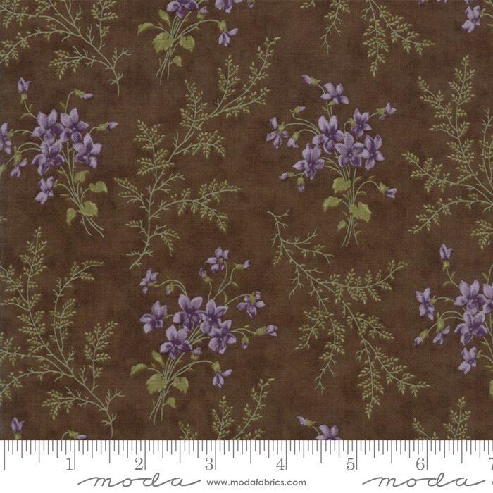 2221 15 Jan Patek Floral Violet Ferns Brown