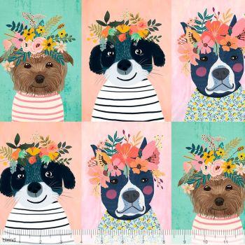 129.101.01.1 Floral Pets - Floral Puppy