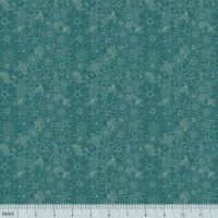 129.101.04.1 Floral Pets - Sigrid Turquoise