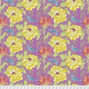 PWLH016.Bird of Paradise - Violet