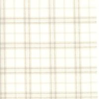 18696-12 Bramble Cottage Pebble French Plaid