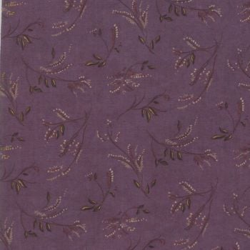 6794-11 Country Charm Thistle  Purple