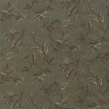 6794-15 Country Charm Autumn Green