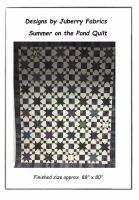 Summer on the Pond Quilt Pattern