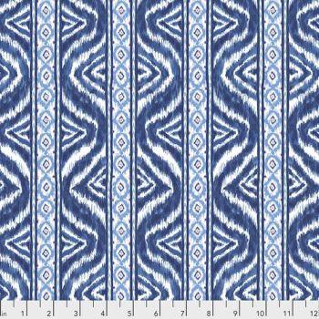 PWDF304.BLUE Ganesha Garden
