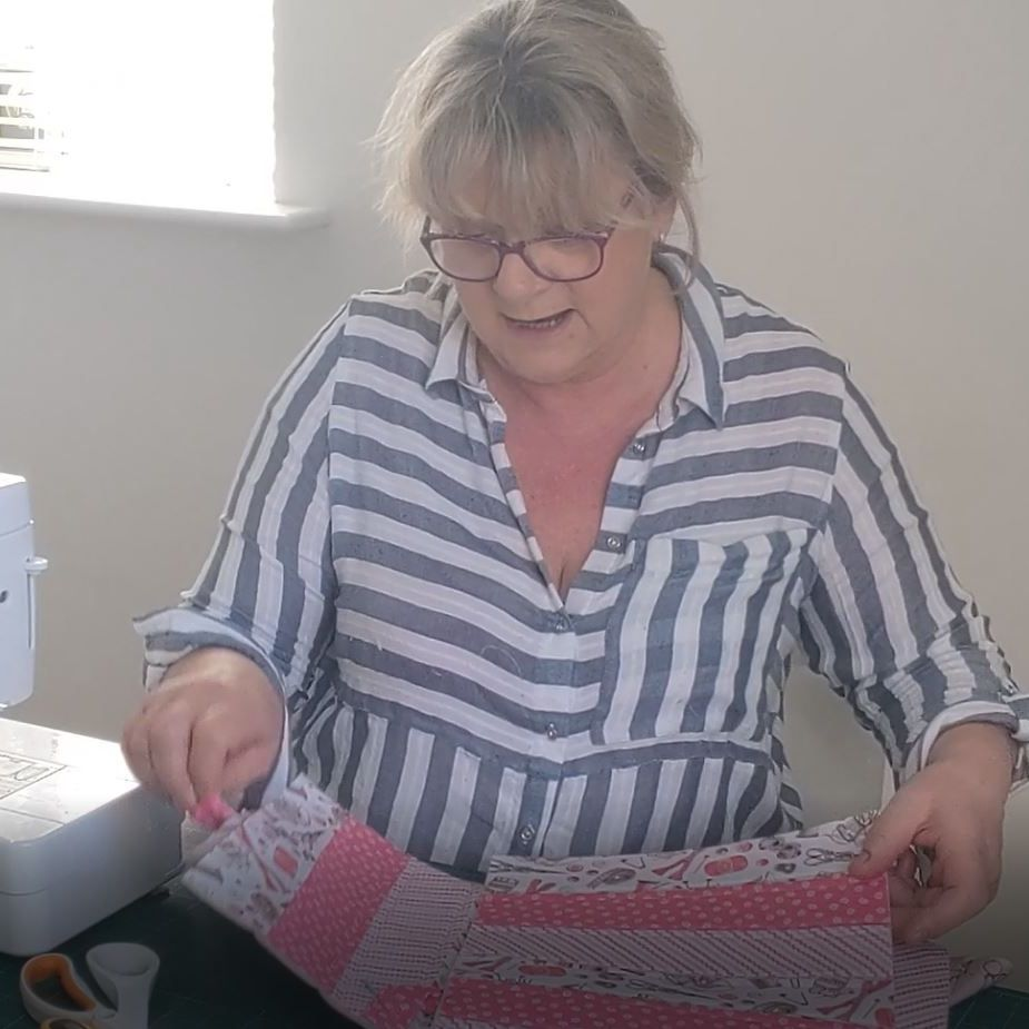 quilting demonstrations