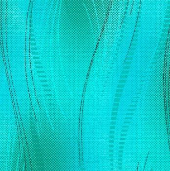 3200-16 Amber Waves Blue Green