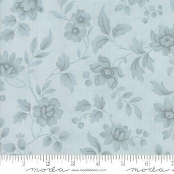 44242-25 Daybreak Tonal Dewdrop Blue Flowers