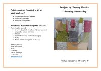 Charming Shades Full Pattern Download