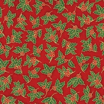 SRKM-19950-3 Holly Red