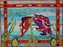 BJFL-26 Fiona the fish by B J Designs BJFL-26