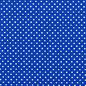 SG4607 Petit Point white dots on blue basics