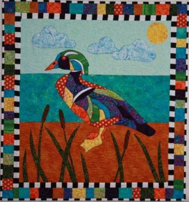 Woody Wood Duck by BJ Designs (BJ-418)
