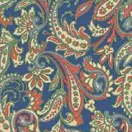 Paisley - Flower Garden 4072/55