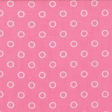 Round About Dots 11604-12 Shasta Pink
