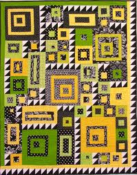 Lemon, Lime, and Licorice pattern
