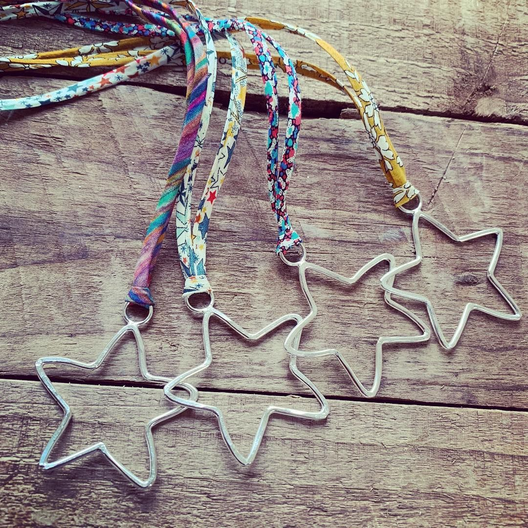 Liberty Star Necklace