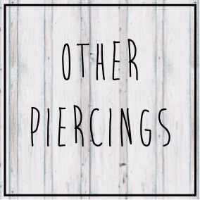 Other Piercings