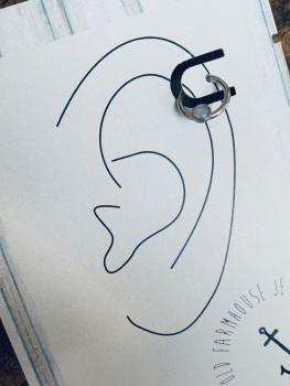 Pearl Hinge Segment Ring