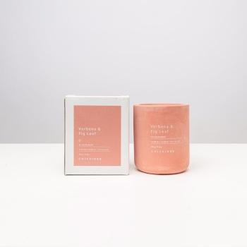 Mini Concrete Candles