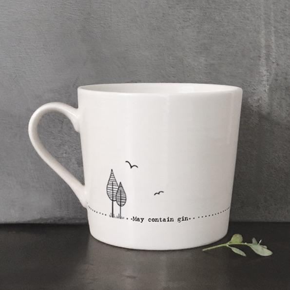 May Contain Gin Mug