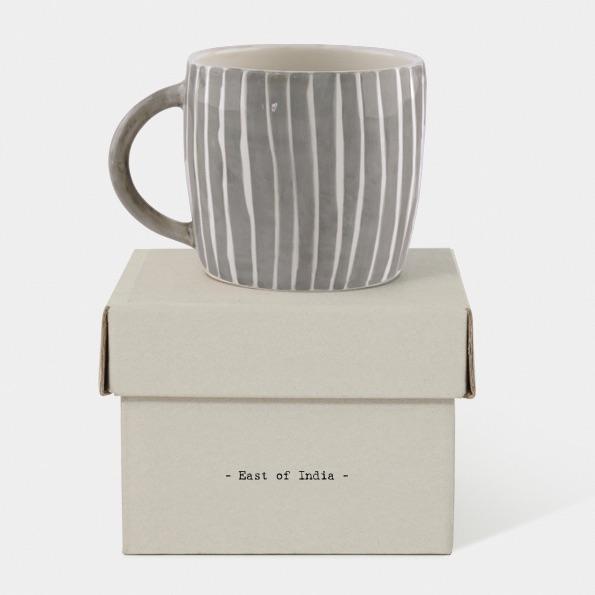 Wash Stripe Mug