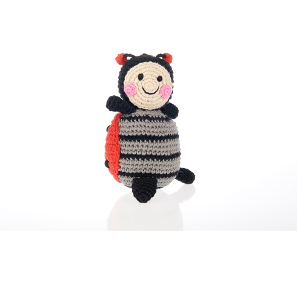 Ladybird Rattle