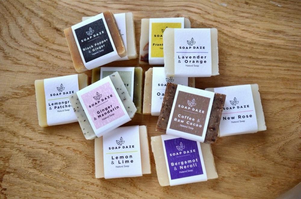 Soap Daze Mini Guest Soaps