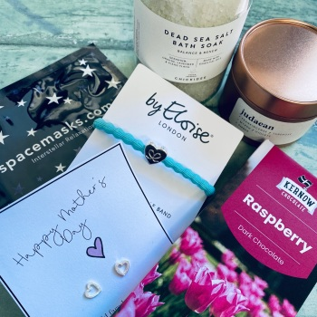 'Pamper on us' Mother's Day Gift Box