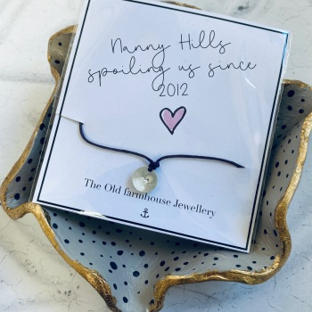 Mother's Day Wish Bracelet