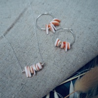 Natural  Chipped Shell Gift Sets