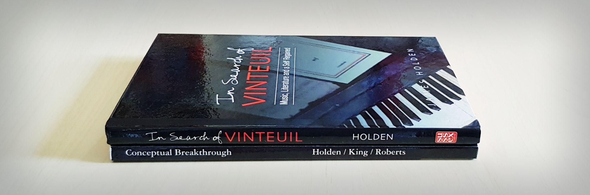 James Holden Published Books