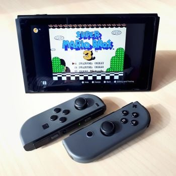 Super Mario Bros 3 on Switch