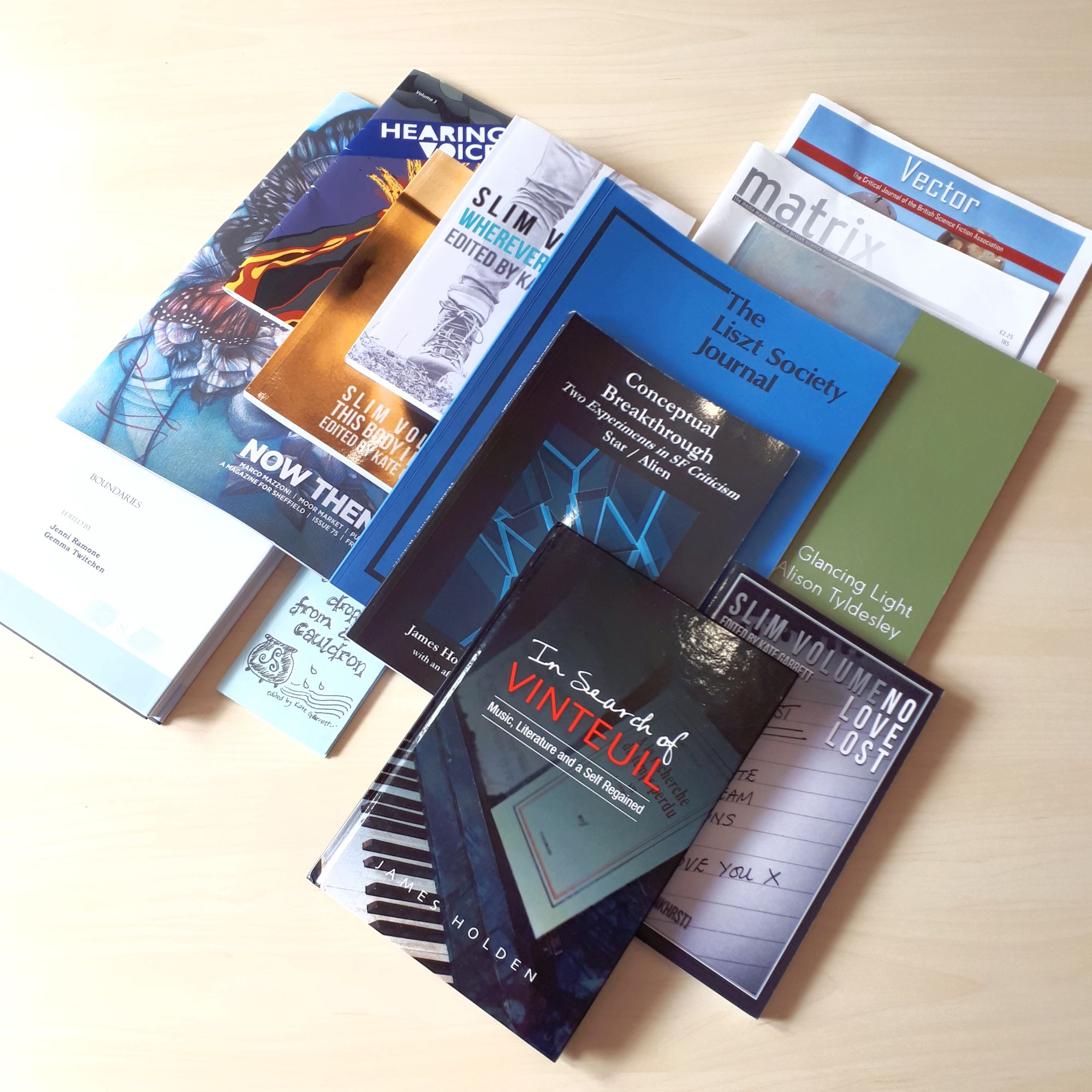 James Holden Complete Publications