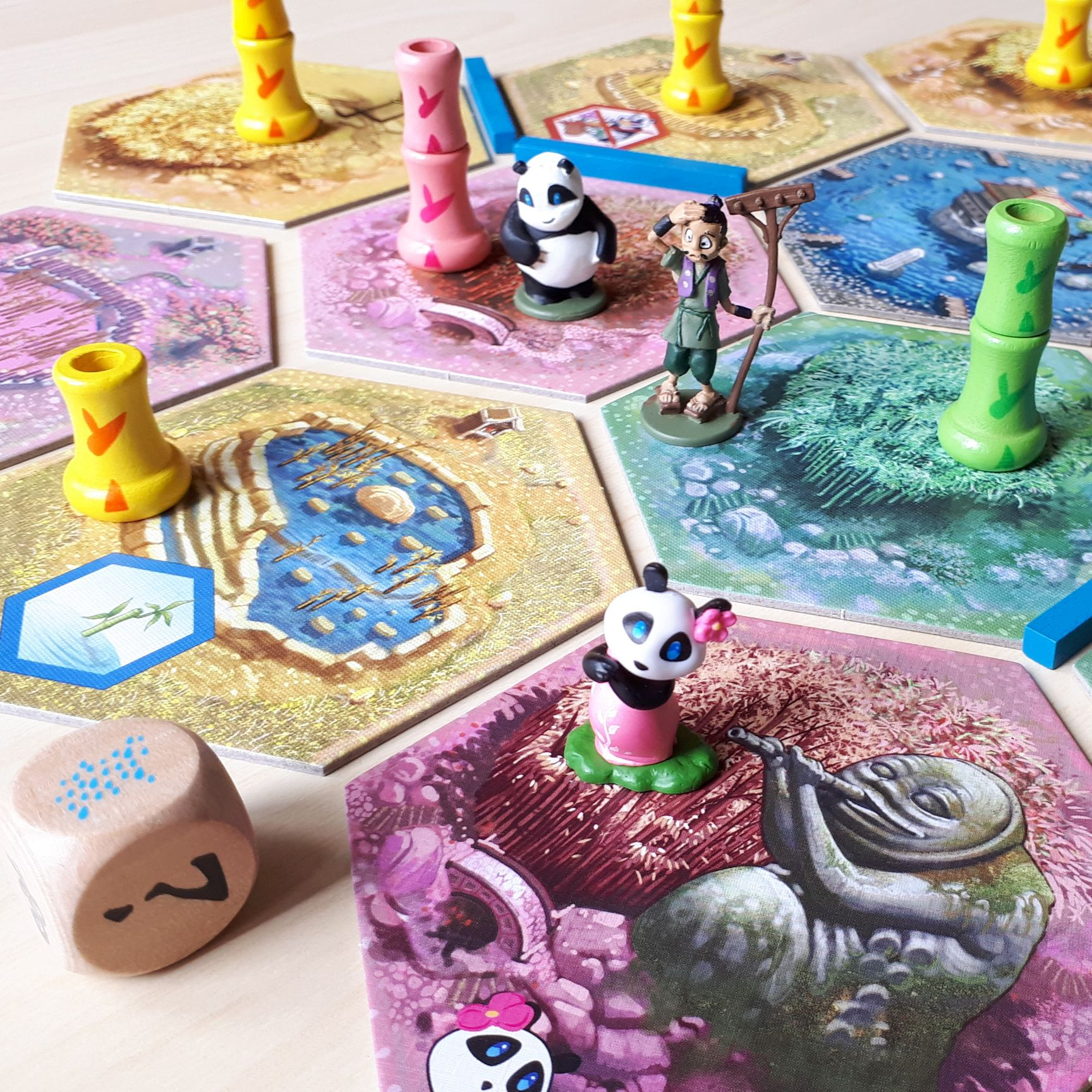 Takenoko Tabletop Game