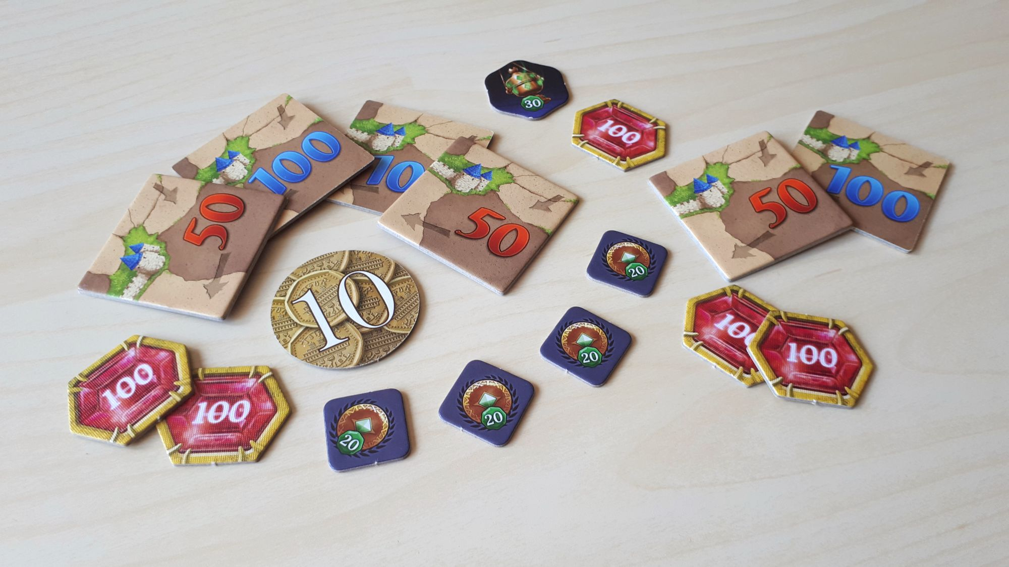 |Victory Tokens