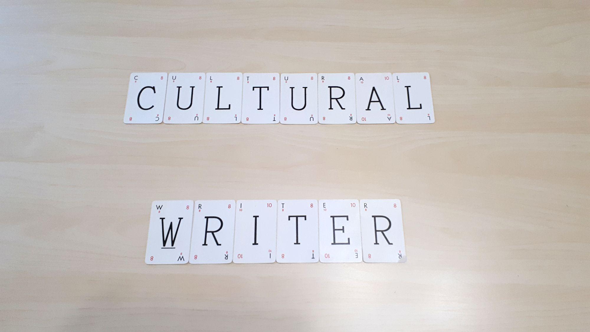 Dr James Holden: Cultural Writer
