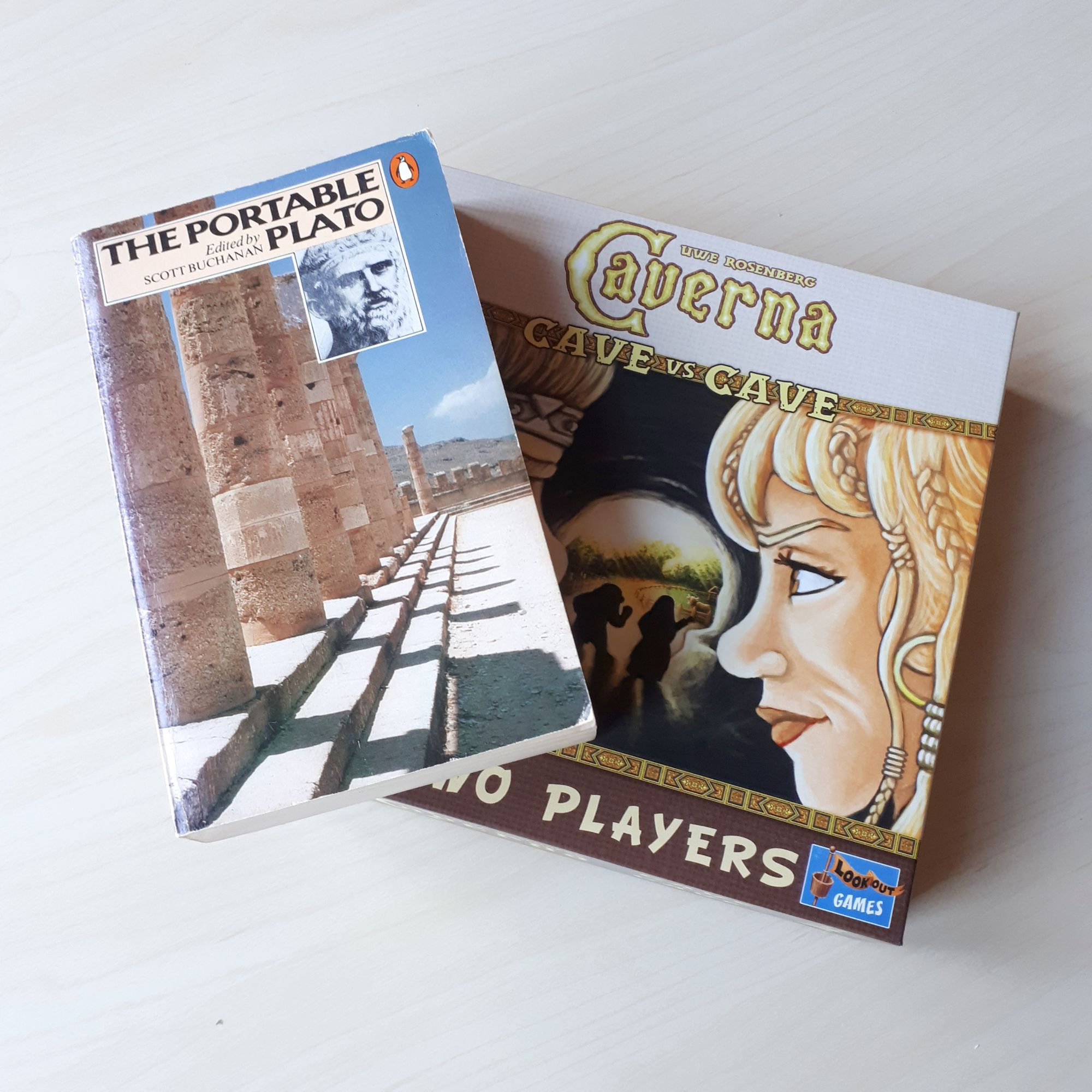 Plato and Game