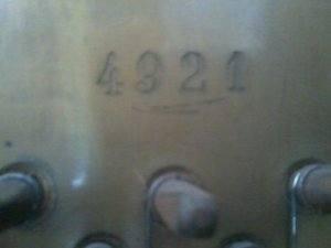 A Frame Number