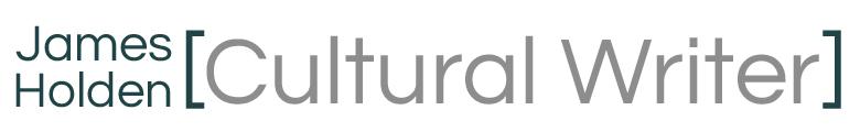 Cultural Writer, site logo.