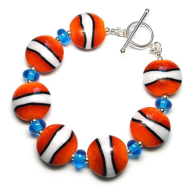 'Clownfish' Bracelet
