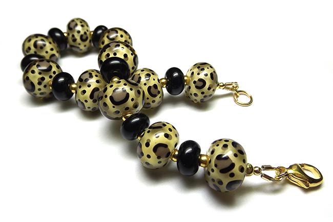 'Leopard' Bracelet