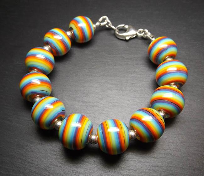 'Rainbow' Bracelet