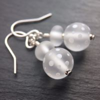 'Snow' Earrings