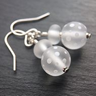 <!-- 003 -->Lampwork Earrings &amp; Charms