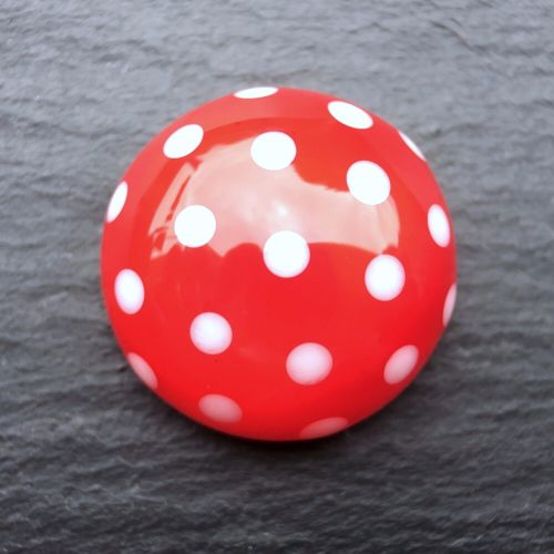 'Strawberry' Cabochon (15.5mm)