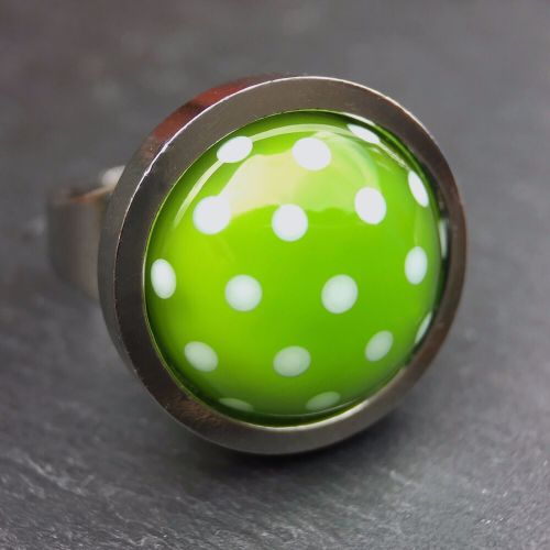 'Lime' Ring