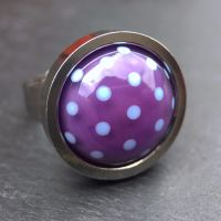 'Blueberry' Ring