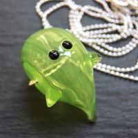 Jellybean 'Ghost' Necklace (ONE OFF)