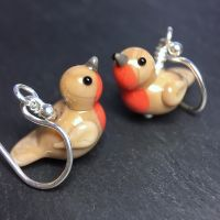 'Robin' Earrings
